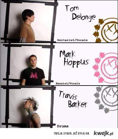 Blink 182!