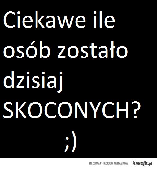Ciekawe ile ;)
