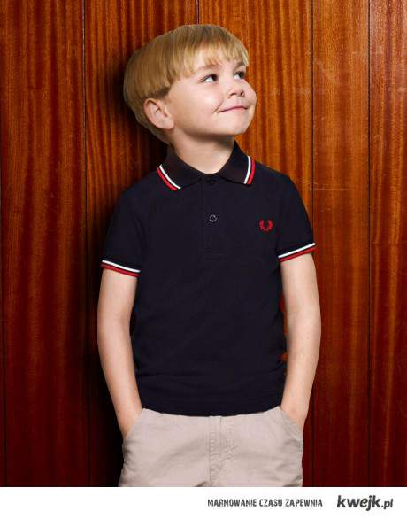 Fred Perry Kids
