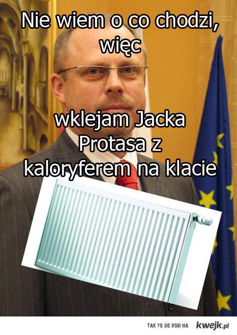 Kaloryczny Jacek Protas