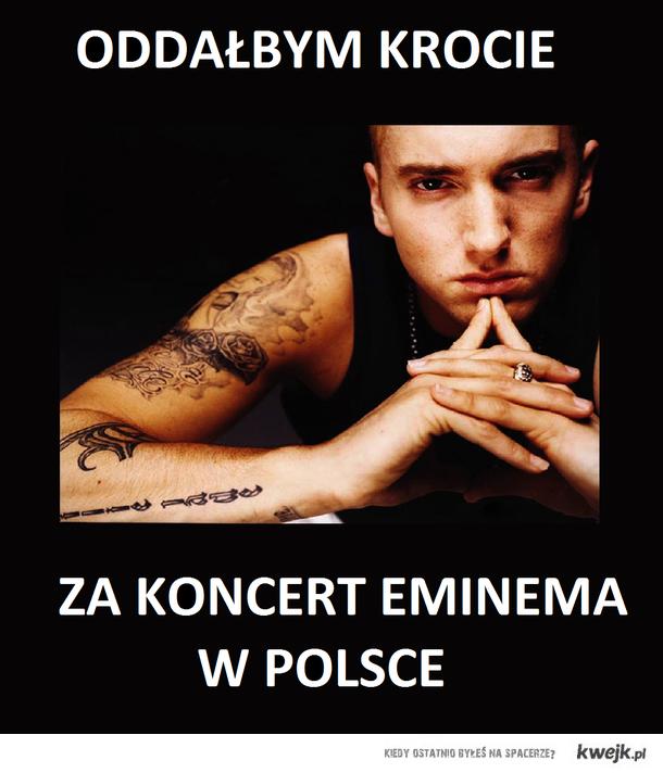 koncert Eminem
