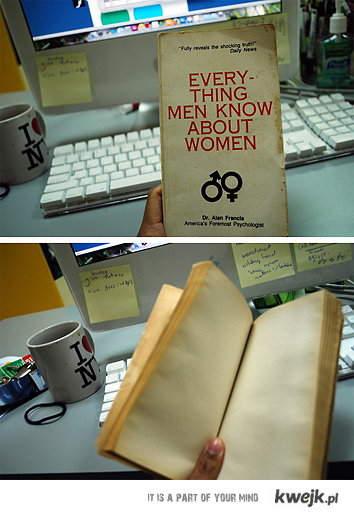 co faceci wiedzą o kobietach
