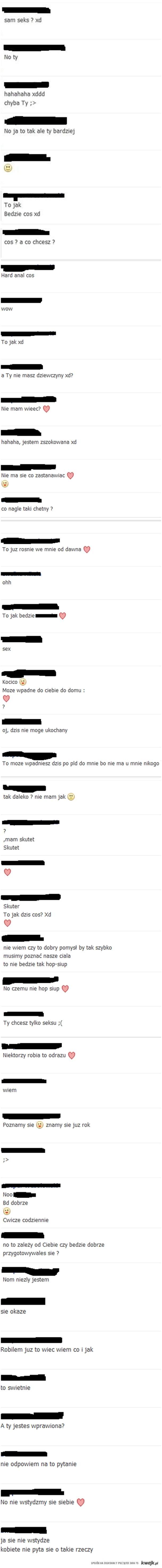 asertywność polskich gimnazjalistek