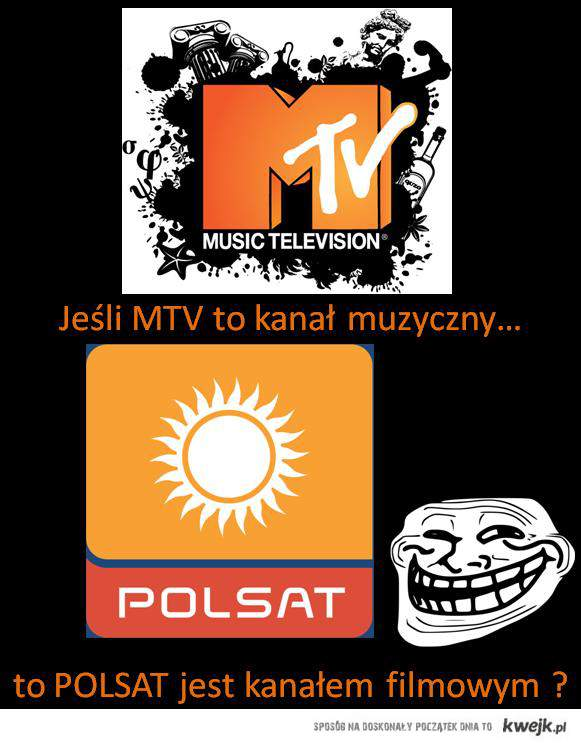MTV vs POLSAT