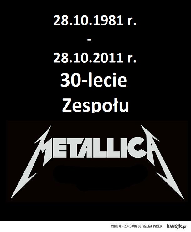 30-lecie zespołu Metallica
