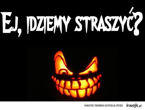 Halloween - idziemy?