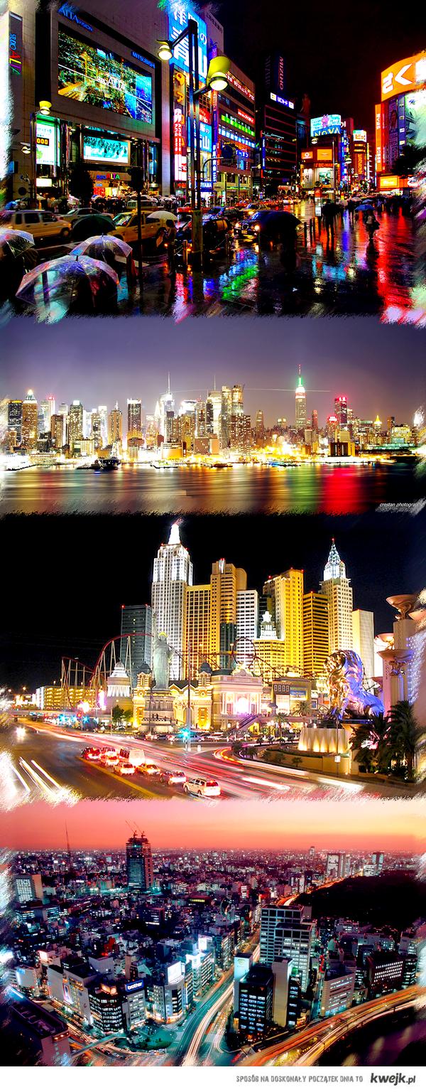 Love Big Cities <3