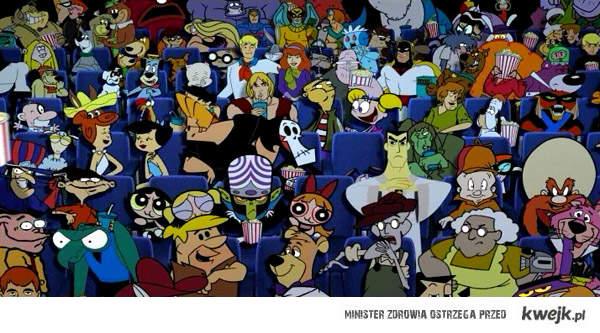 która z tych kreskówek jest waszą ulubioną ? :D