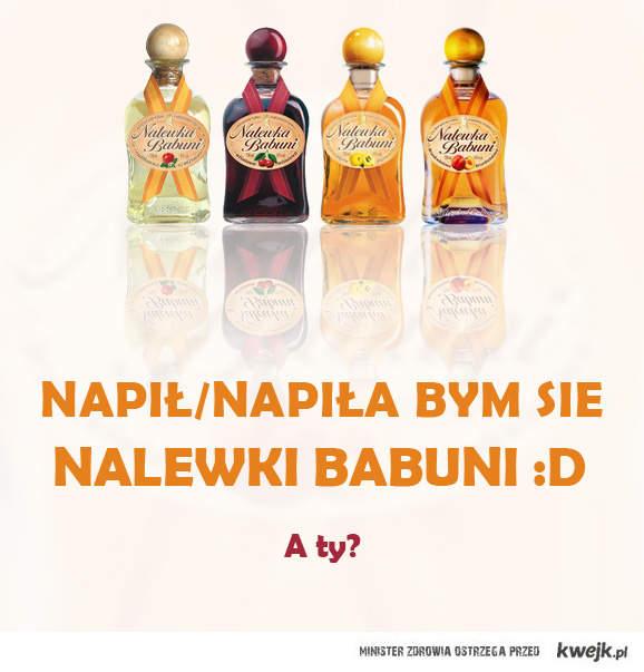 Nalewka babuni