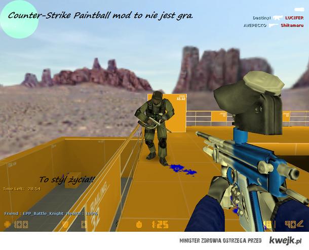 CS Paintball :D