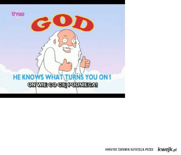 Bóg wie.