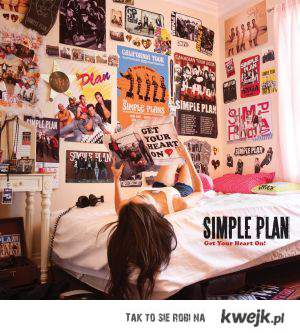 simple plan <3