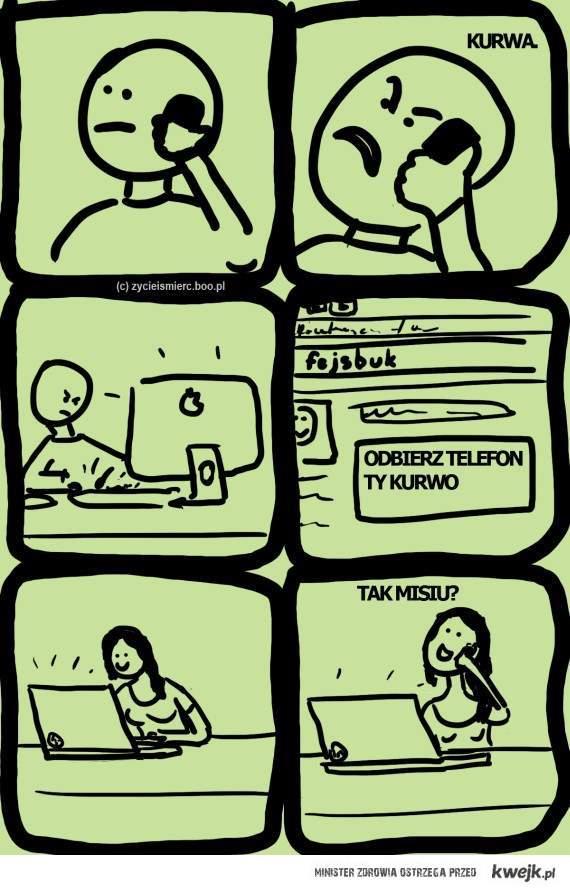 odbierz telefon