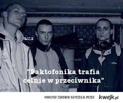 Paktofonika - Bogowie rapu