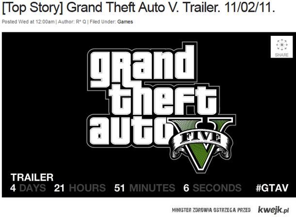 Już niedługo trailer