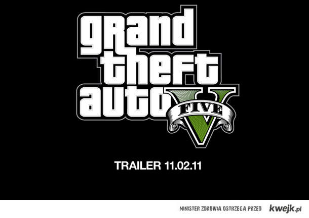 GTA V is coming...