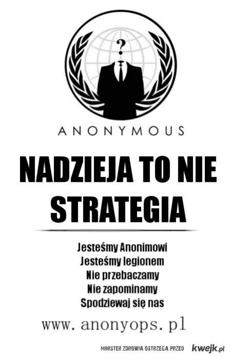 Anonymous Polska