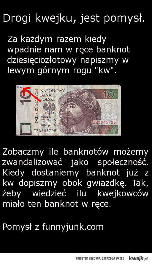 Siła kwejka w Polsce