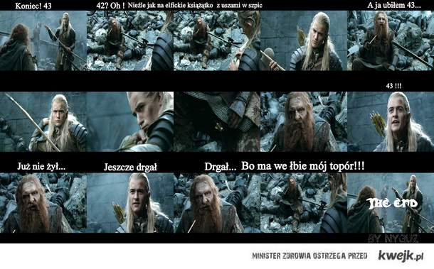 The best of LOTR :)