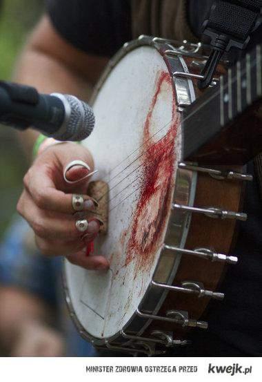 Muzyka musi czasem boleć