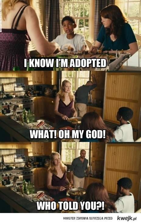 Adoptowany murzyn - Łatwa Dziewczyna