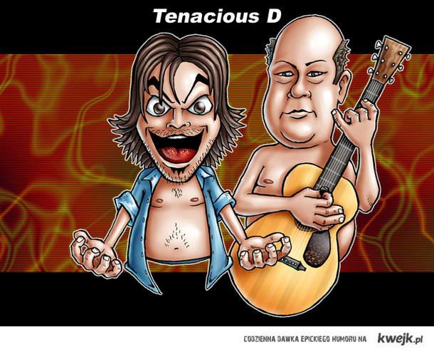 !TENACIOUS D!