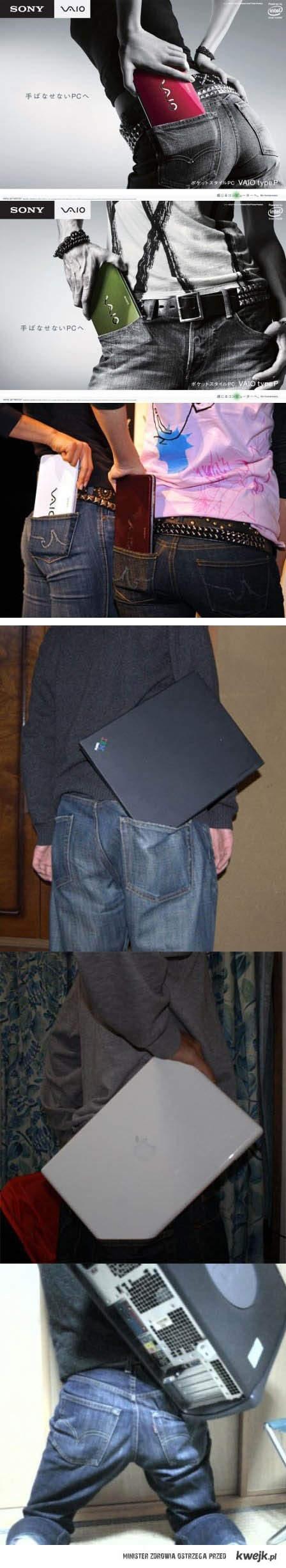 Kieszonkowe komputery