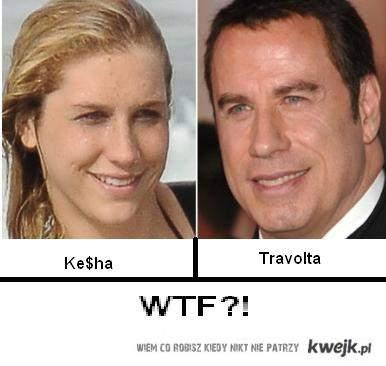 travolta&ke$ha wtf?