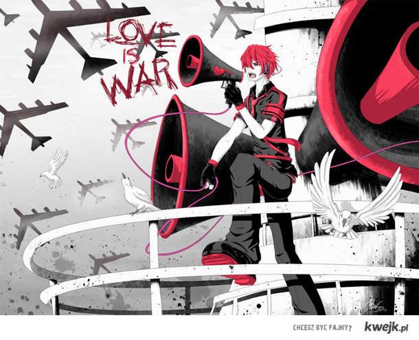 Love is WAR!