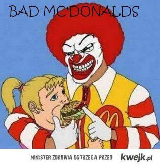 bad mc'donalds