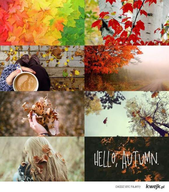 jesień nadeszła