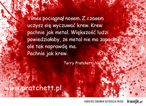 Terry Pratchett - Niuch