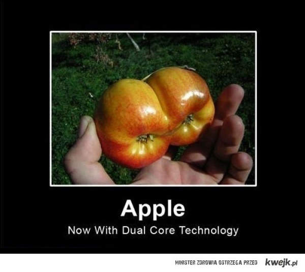 Dual Core Apple