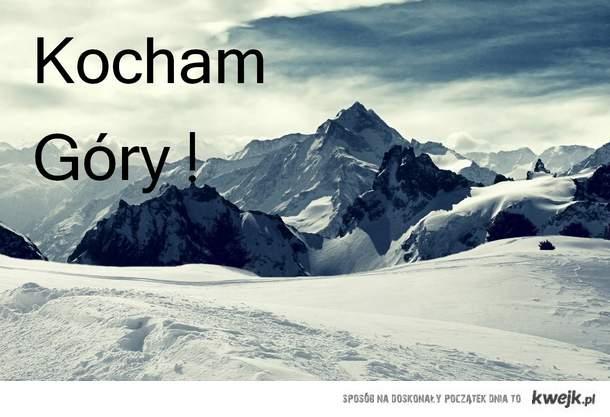 Kocham Góry!