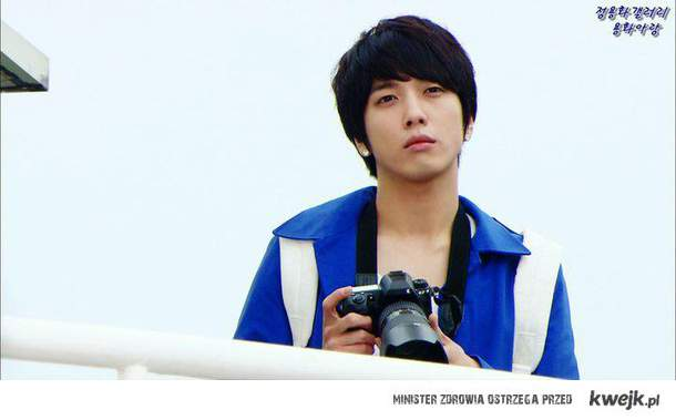 Jung Yong Hwa <3 aaaawww