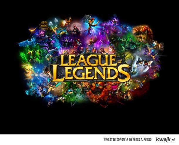 League Of Legends <3