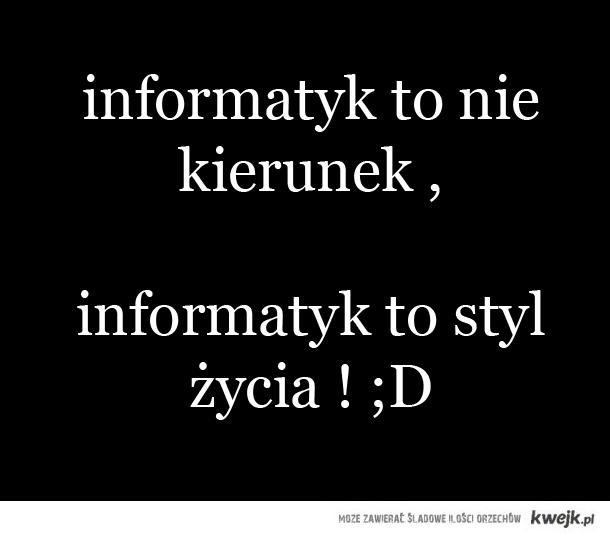 informatyk