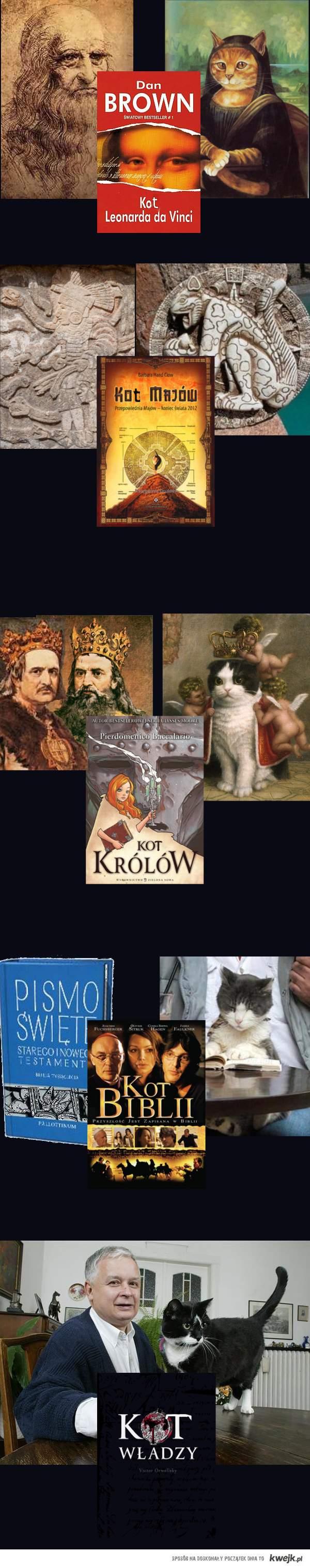Koty i Kody