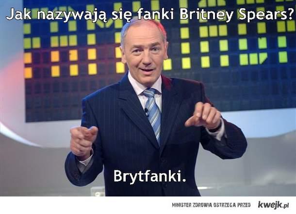 Jak nazywają się fanki Britney Spears?