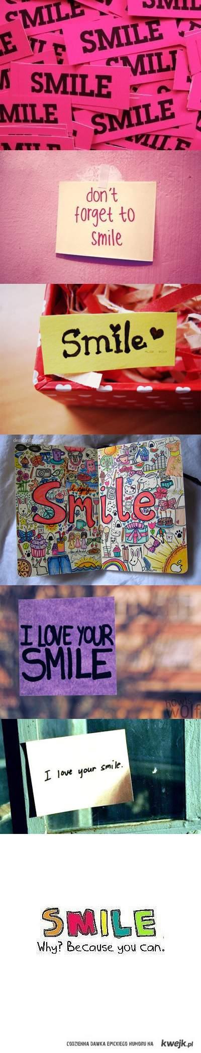 smileee :)