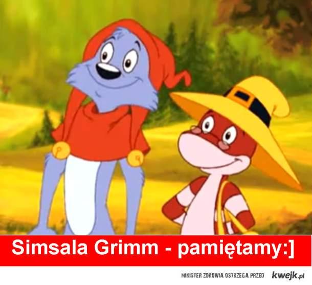 Simsala Grimm forever