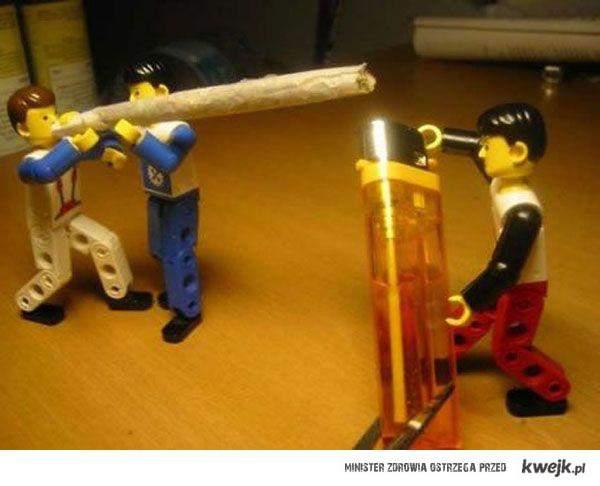 klocki lego ;)