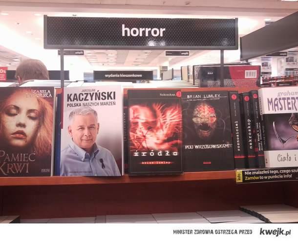 hahaha. Horror .?
