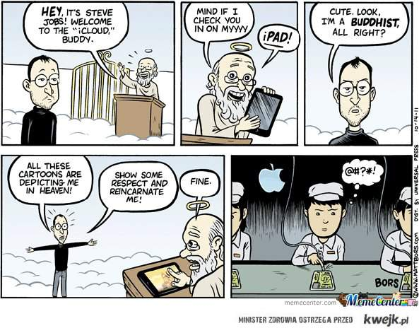 Reinkarnacja Steve'a Jobsa