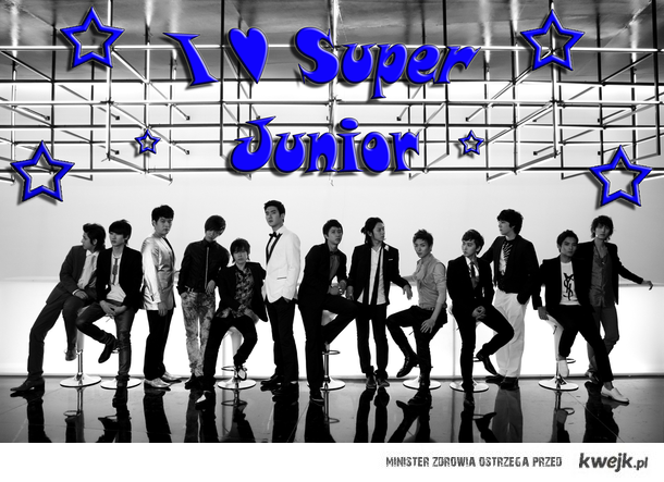 I ♥ Super Junior