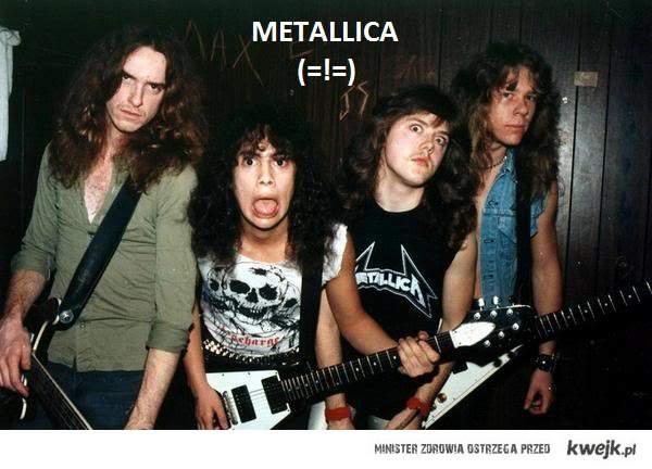 metallica80's