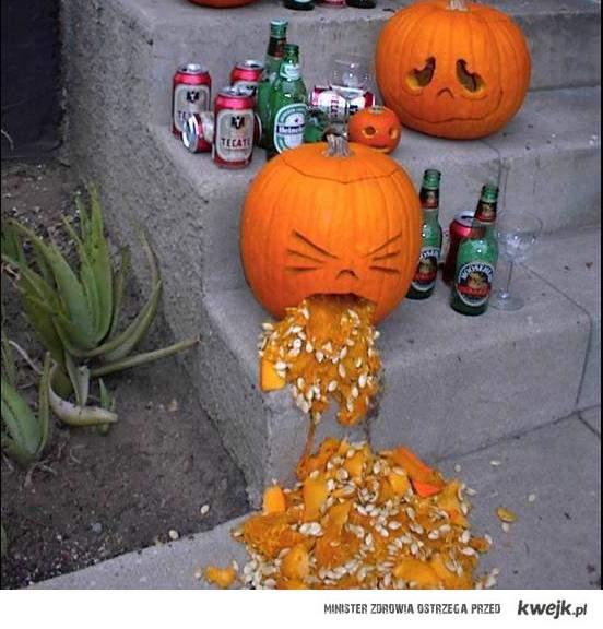 Halloween pełną gębą
