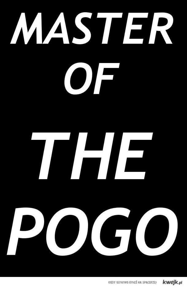 Master of pogo
