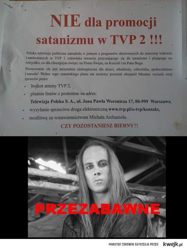 satanizm w tvp2
