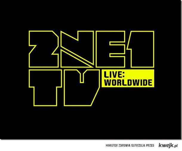 What's up? We're 2NE1!
